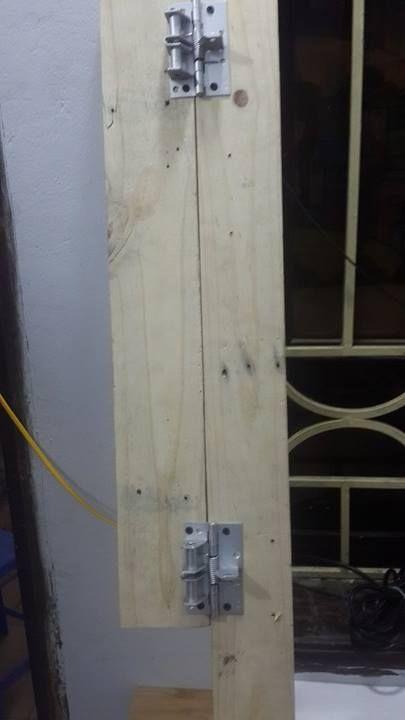 bản lề cửa kéo vào