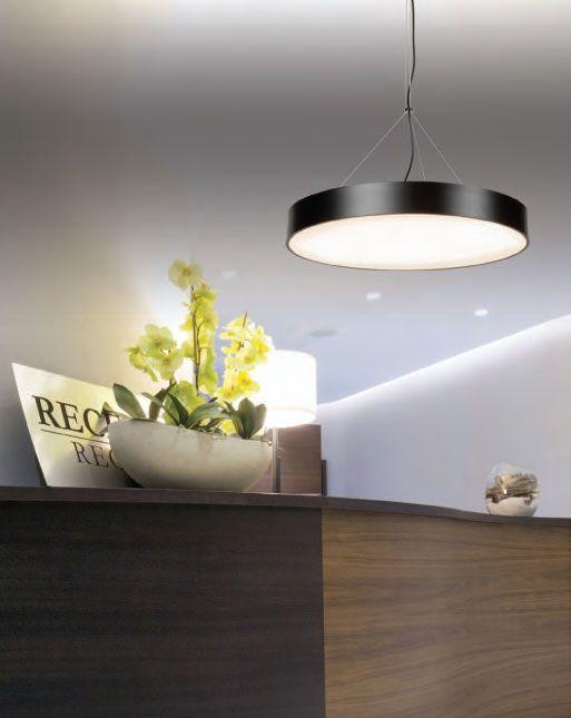 Ιδανική λύση για εντυπωσιακό φωτισμό σε χώρους υποδοχής είναι ο φωτισμός LED, με futuristic minimalistic design και υψηλή απόδοση με ιδιαίτερα χαμηλό κόστος!
