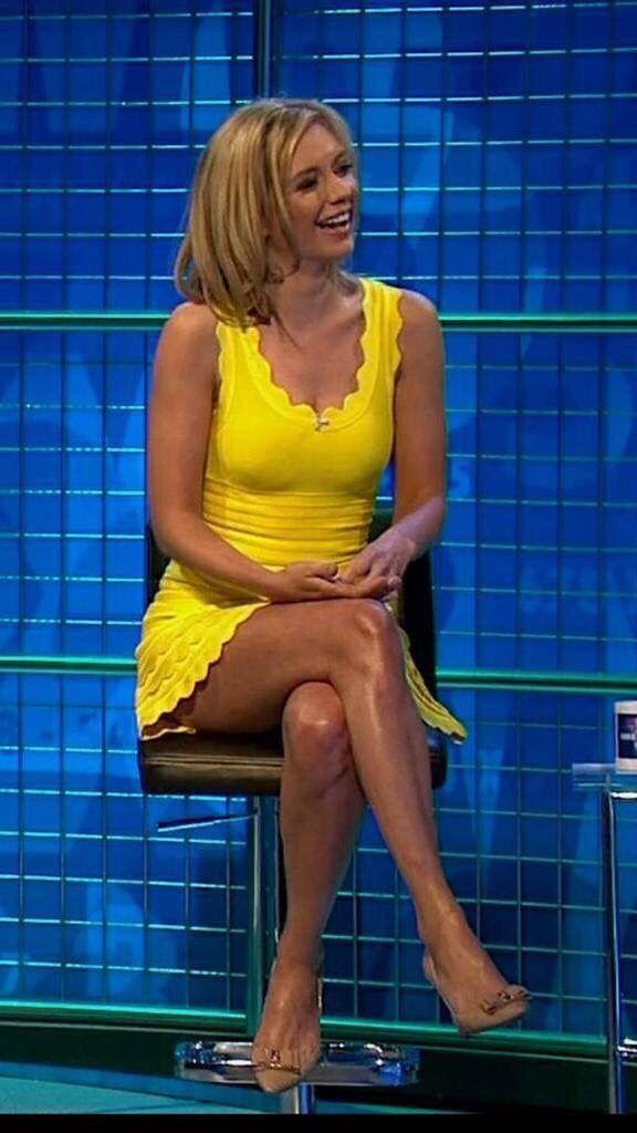 image Rachel riley sexy figure busty boobs amp lovely legs