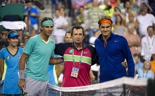 Federer vs Nadal Head to Head