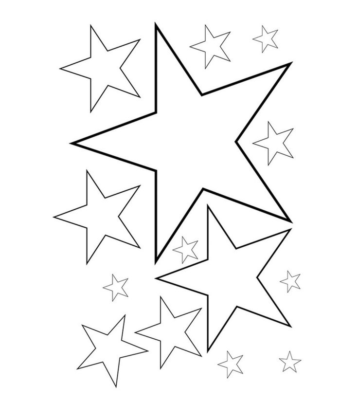stars coloring pages  best coloring pages for kids