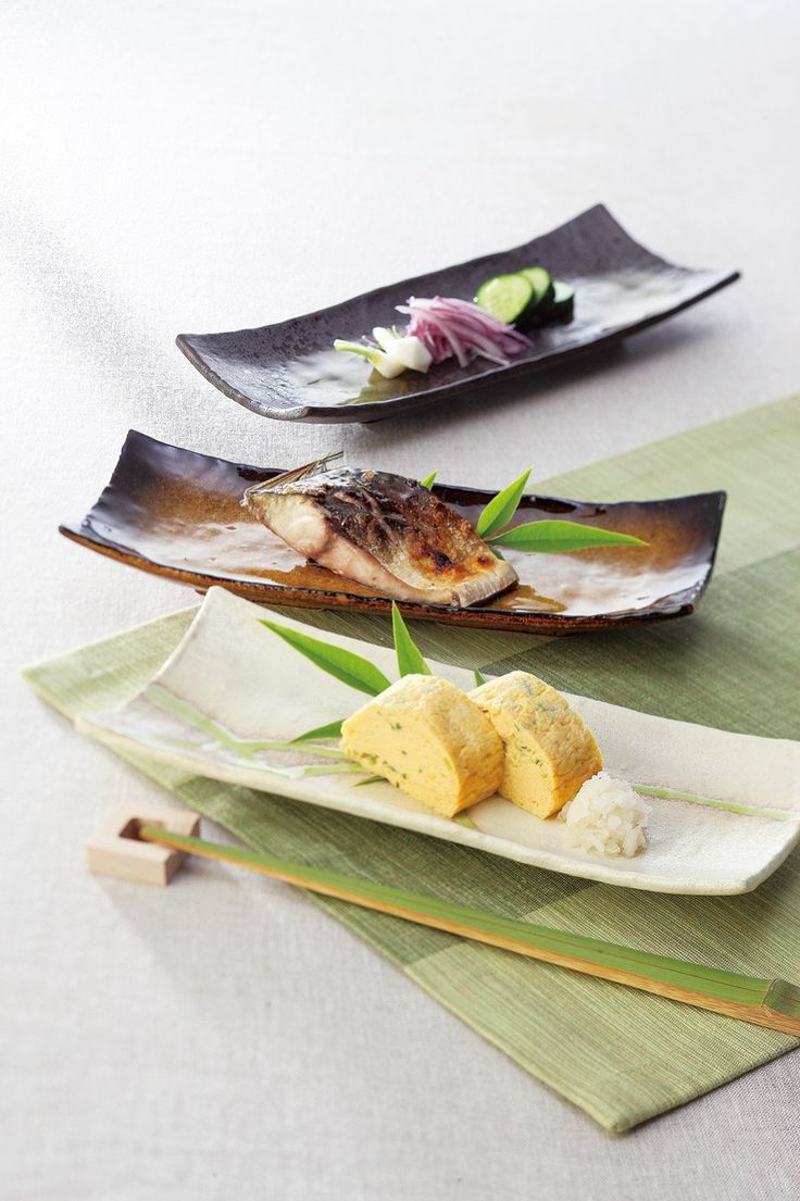 Amazon.co.jp : マルサン近藤 大地の宴 窯変 長角皿揃 03591 : ホーム&キッチン japanese tableware minoyaki plate
