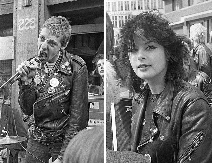 Die Anfänge des niederländischen Punk