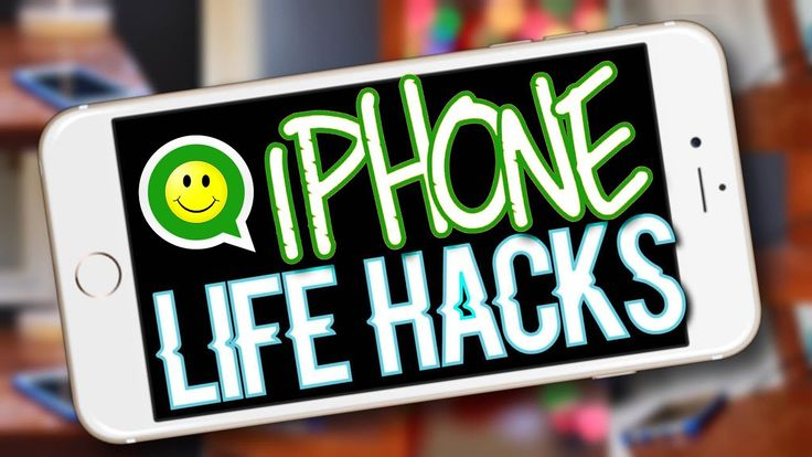 CRAZY COOL iphone hacks you must try! || CRAZY IPHONE TRICK YOU NEED TO ...
