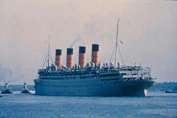 RMS Mauritania