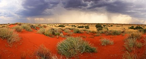 Changes predicted for the Simpson Desert's droughts and flooding ...