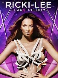 Ricki-Lee #FearAndFreedom album cover