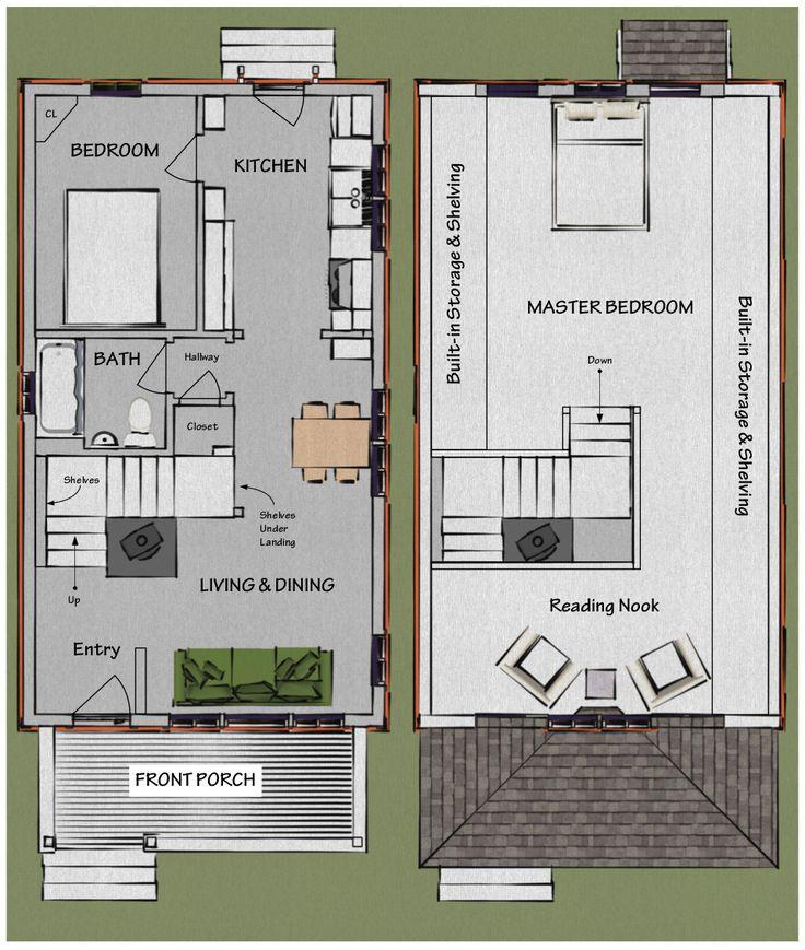 Bungalow Design Floor Plans: 25+ Best Ideas About Bungalow Floor Plans On Pinterest