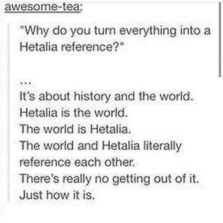 Why Hetalia references are OK to make everywhere   Tumblr