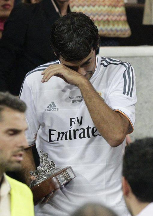 Raúl ♥ :') Never forget.