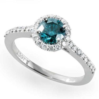 rings | 12 Non-Traditional Engagement Rings Even Married Girls Will Swoon Over ...