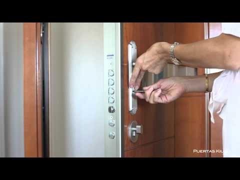 Grados de seguridad en las puertas acorazadas Madrid - Maderas Ramos