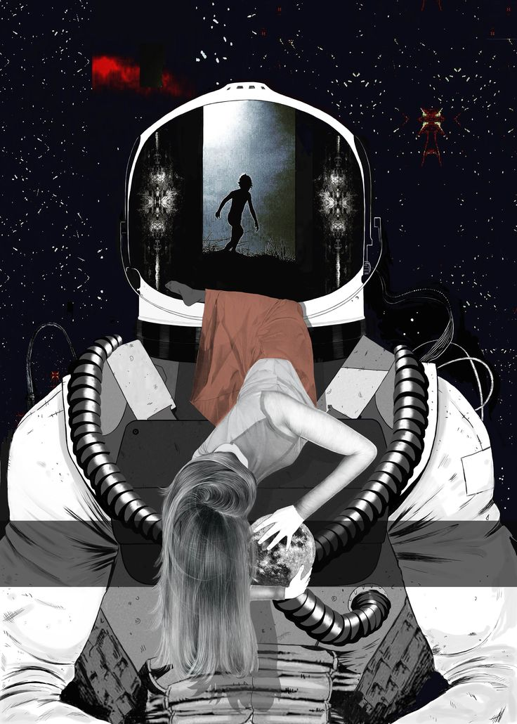 ILLUSTRATION FLOATING DIGITAL PAINTING ASTRONAUT NASA SPACE SARA DAL CORTIVO www.argeste.com #space #draw #nasa #astronauta #astronaut #digitalart #art #contemporary #universe #draw #disegno #surrealismo #spazio #dance #danza #tshirt #print #tees #handmade #illustrazione #illustration Sara Dal Cortivo