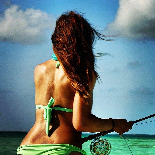April Vokey | Saltwater Fly Fishing