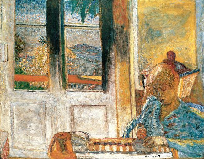 17 best images about art bonnard pierre on pinterest for Pierre bonnard la fenetre
