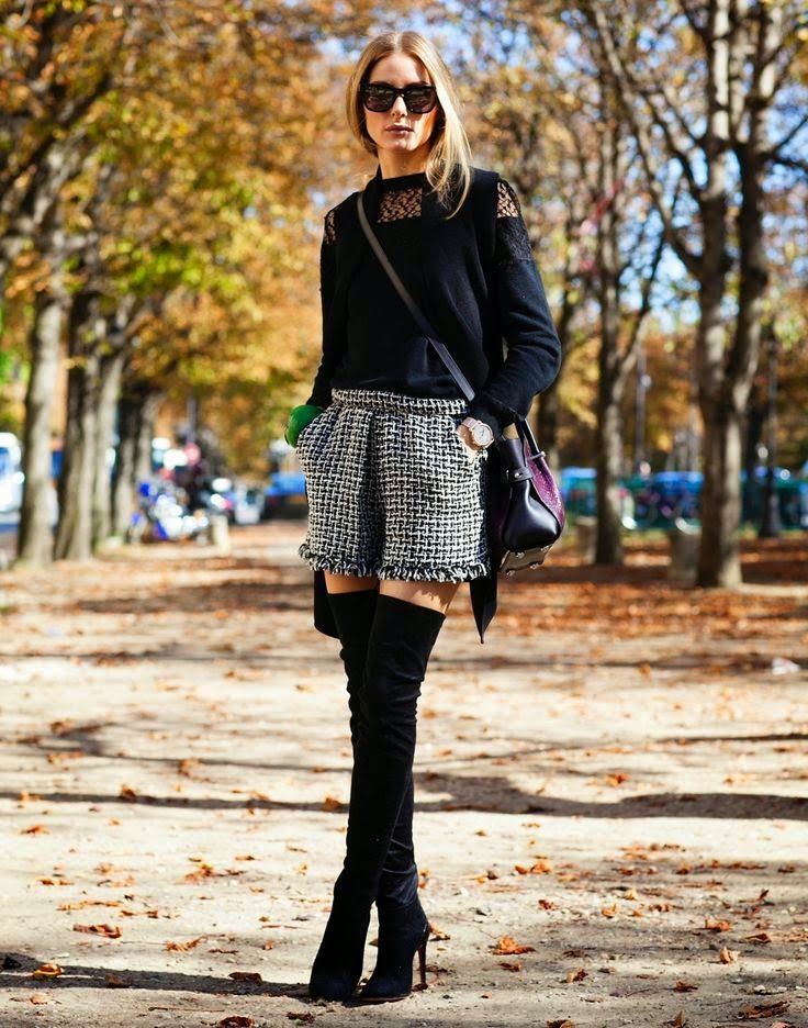 The Olivia Palermo Lookbook Stuff Thats Great Pinterest Fashion Weeks Paris Modewochen