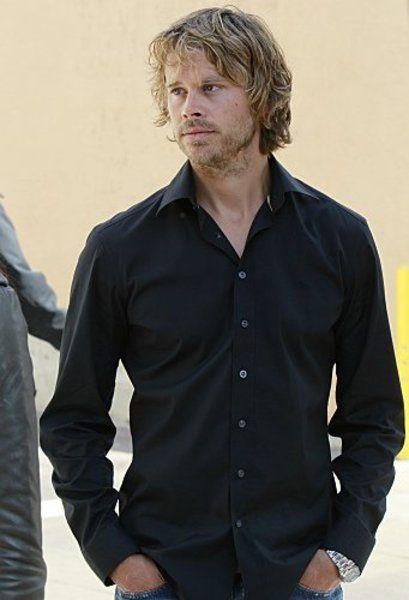 A dead ringer for Fintan (Eric Christian Olsen in NCIS: Los Angeles)