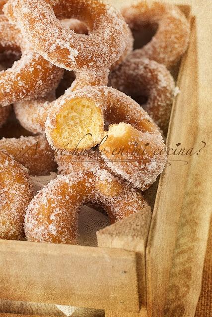 rosquillas de Casavieja
