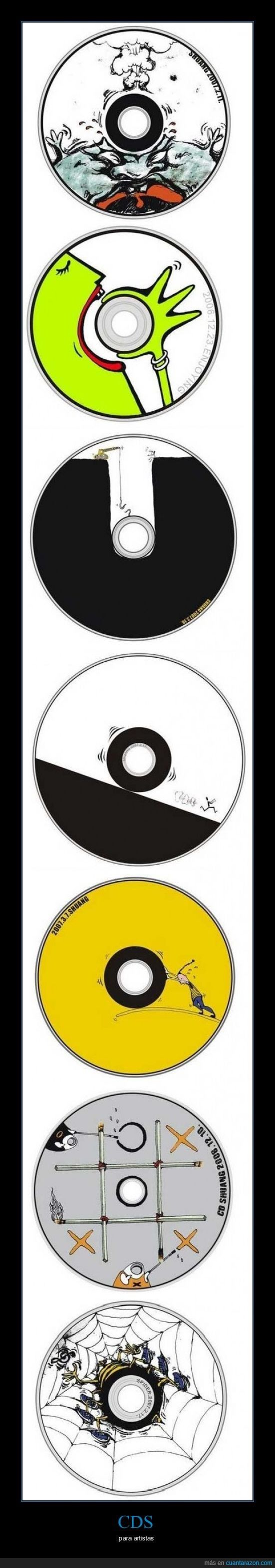 CDS - para artistas