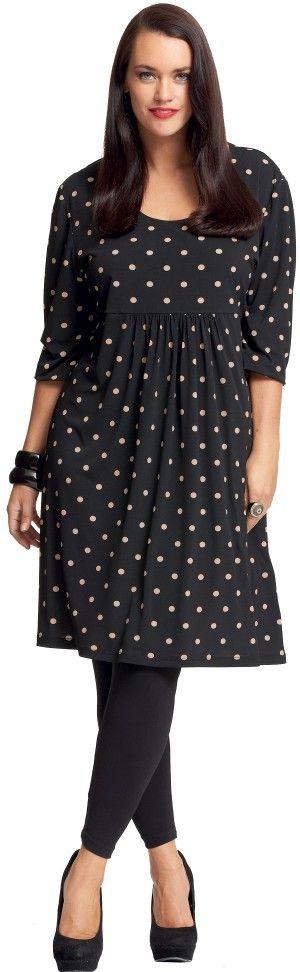 My Size Marmalade Spotty Dress