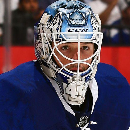 Jonathan Bernier | CCM Hockey