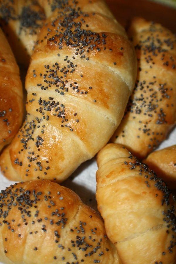 Cornuri sarate cu branza | gabriela cuisine - recipes