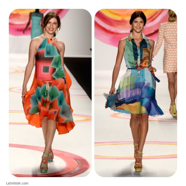 Desigual 2014 Spring Collection