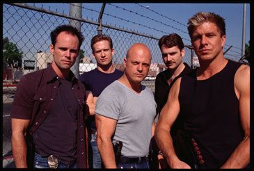 The Shield - Epic - Top 5 best TV shows of all time.