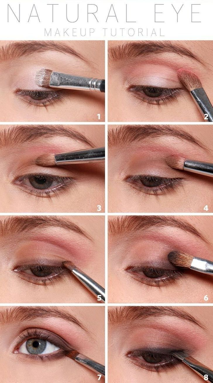 30 Elegant Image Of Natural Eye Makeup Tutorial Eye Makeup