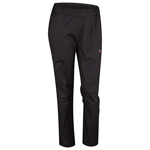 2015 Ladies Adidas ClimaStorm Provisional Rain Pant Waterproof Womens Golf Trousers Black Small ** Want additional info? Click on the image.