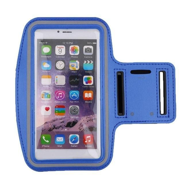 New Premium Running Jogging Sports GYM Arm band Case Cover Holder for iPhone 6 Plus Wholesale Dropping Drop Shipping