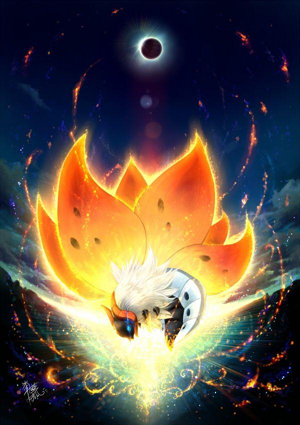 Volcarona, Fanart - Zerochan Anime Image Board