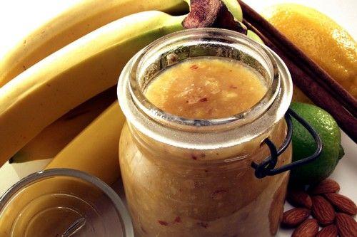 ricette di cucina e non solo: Marmellata di banane
