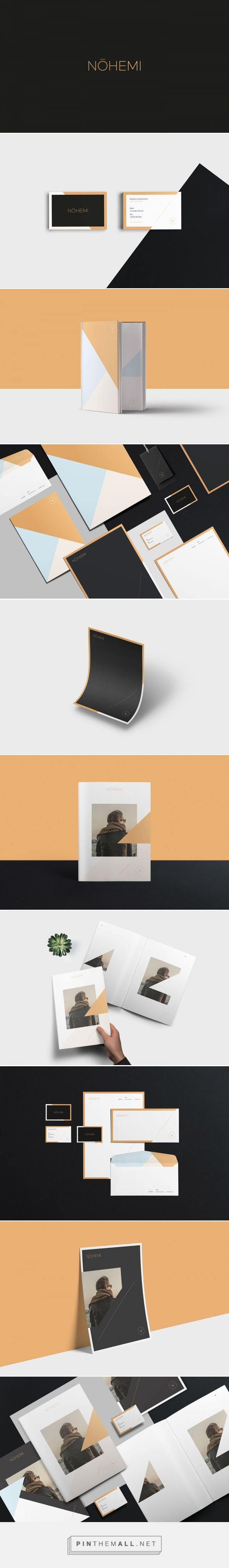 Nohemi Fashion Retail Branding by Przemek Bizon | Fivestar Branding Agency – Design and Branding Agency & Curated Inspiration Gallery