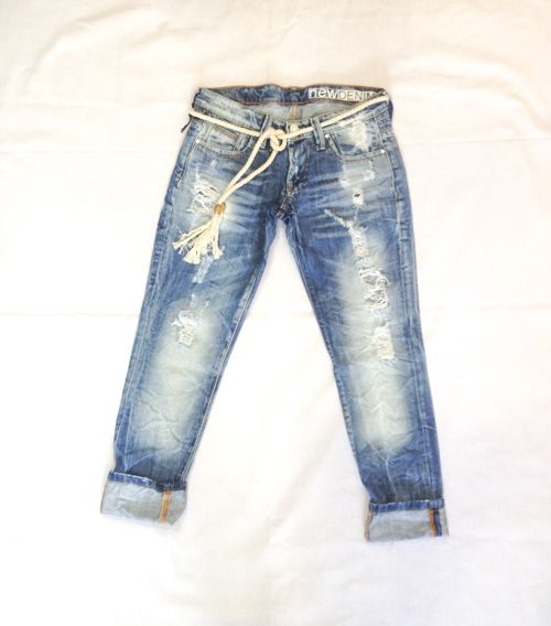 new denim boyfriend jean