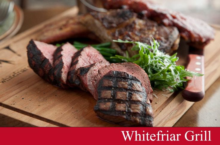 """Ribs N Rump Meaty Deal,  """"Ribs N Rump"""" deal every Sunday & Monday night in Whitefriar Grill is indeed a mighty meaty deal! We take a 14oz protein-packed 100% Irish beef rump steak add sticky BBQ baby back ribs, http://www.whitefriargrill.ie/restaurant-dublin-brunch/ribs-n-rump-meaty-deal/"""