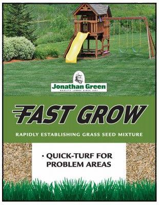 Jonathan Green 25lb Fast Grow Seed 10810 Unit Bag Grass Seed