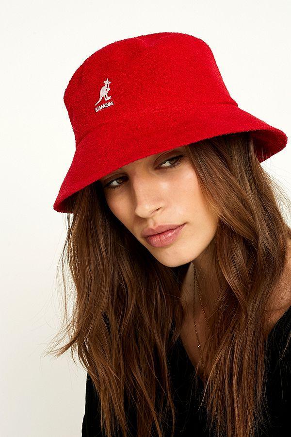 49dfe5d0dc7408 Kangol Bermuda Bucket Hat £45.00 | Stylish Hats in 2019 | Outfits ...