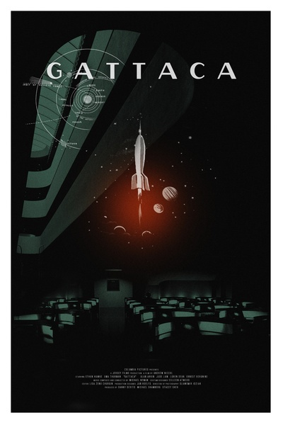Gattaca (1997) 'Vincent: You wanna know how I did it? This is how I did it Anton, I never saved anything for the swim back.'