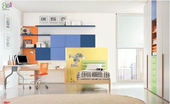 Modern Kids Room Furniture