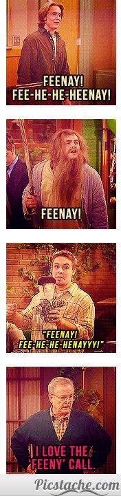 Reasons to Love Eric and Mr. Feeny