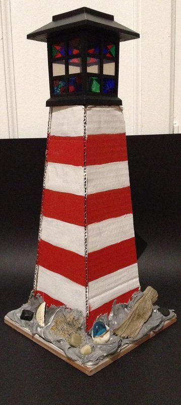 Acadian Lighthouses Grade 1/2
