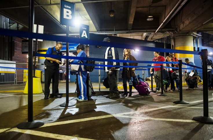 Greyhound: 100 years old and acting younger than ever - The Washington Post (Inside image: Passengers waiting to catch Greyhounds Bus to Chicago at Union Station)