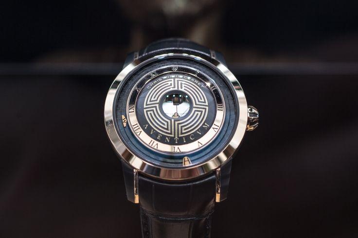 The wonderful marvelous novelty watches of Baselworld 2015 - Christophe Claret Aventicum