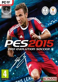 PES 2015 - Pro Evolution Soccer 2015 RELOADED Türkçe Full