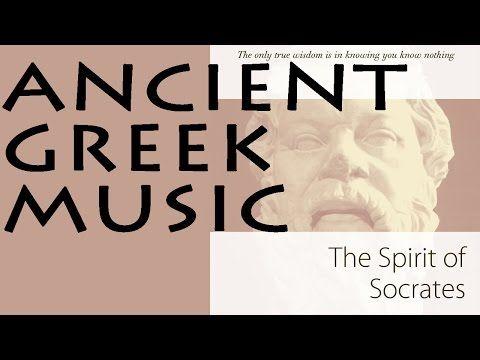 Ancient Greek Music Vol.2 | Spirit Of Socrates - YouTube
