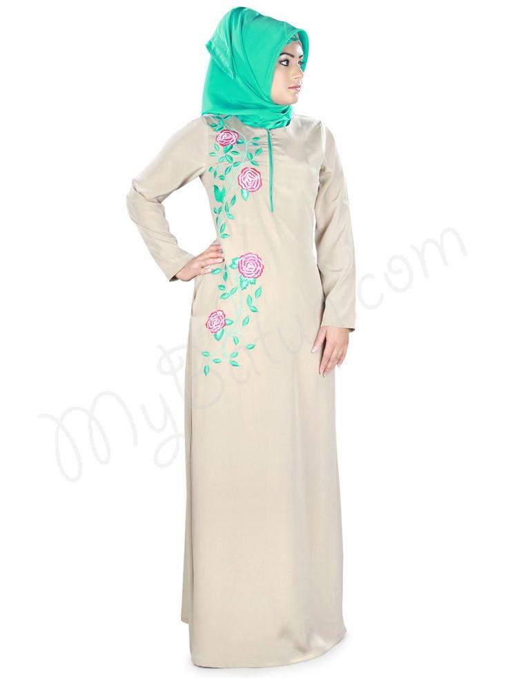 Sabiha Abaya | MyBatua | http://www.mybatua.com/womens/abaya-1?dir=asc&order=price