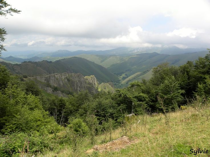 Petit circuit d'Occabé / Pays Basques / Pyrénées Atlantiques