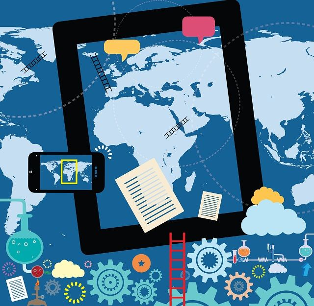 25 Ways To Use Tablets To Enhance The Learning Experience ~ InformED;  newsroom.opencolleges.edu.au