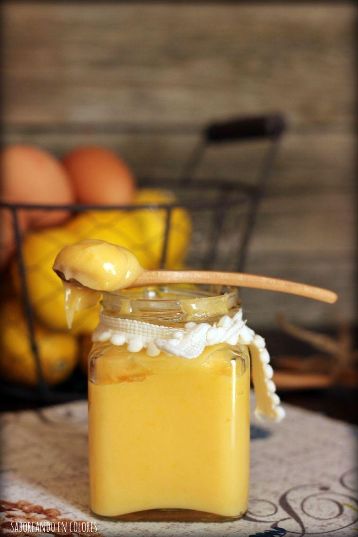 Lemon curd perfecto {receta definitiva}